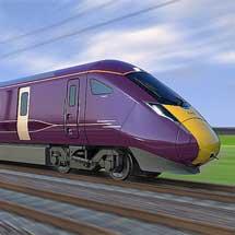 日立レール,イギリス中東部を走る都市間高速鉄道の新形車両165両を受注