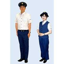 関東鉄道,鉄道・バス現業員の夏季の制服を一新