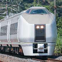 651系K103編成が勝田車両センターに戻る