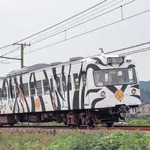上信電鉄クモハ153+クモハ154,9月下旬に営業運転を終了