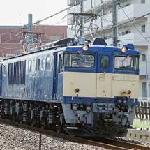 205系M18編成が新津へ