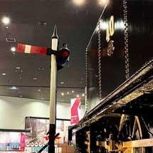 9月7日・8日京都鉄道博物館,展示品解説セミナー「腕木式信号機」開催
