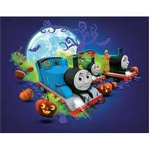 9月7日〜10月28日大井川鐵道,「DAY OUT WITH THOMAS™ ハロウィンイベント」開催