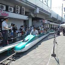 9月8日両毛線 前橋駅で「まえきフェス」開催
