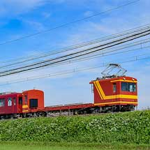 養老鉄道610系D11編成ク511が廃車輸送される