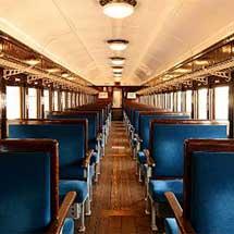JR東日本,旧形客車の内装をリニューアルラウンジカー1両を設定