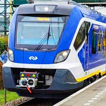 三菱電機,オランダ鉄道向け車両用電機品を受注