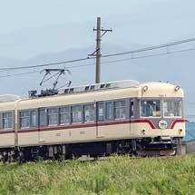 富山地方鉄道でモハ10025+モハ10026のラストランイベント開催