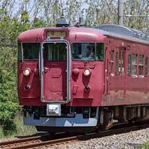 今,記録に残しておきたい国鉄形車両 JR西日本の415系800番台