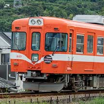 岳南電車,3月13日にダイヤ改正を実施