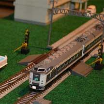 10月12日〜14日新津鉄道資料館で「八千代Nゲージクラブ 鉄道模型走行会」実施