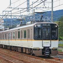 近鉄9020系が志摩線に入線