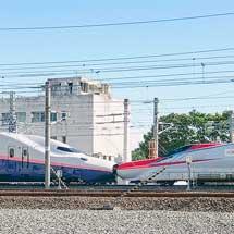 新幹線総合車両センターで『第34回 新幹線車両基地まつり』開催
