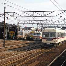 10月26日/11月30日「富山地方鉄道の電車車庫を見学!」開催