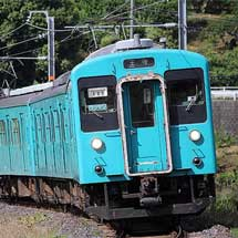 10月26日JR西日本,「105系和歌山線ラストラン」実施