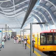 東京メトロ,2020年1月3日から銀座線渋谷駅新駅舎の供用を開始