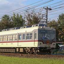 富山地鉄クハ175の連結車両が14760形に