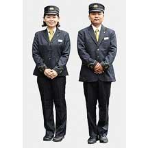 叡電,運輸従事員の制服を26年ぶりにリニューアル