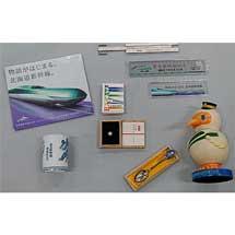 11月6日〜25日鉄道博物館で「新幹線開業記念品コレクション ミニ展示」開催