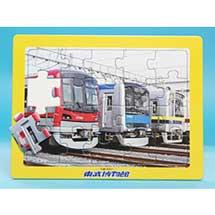 東武博物館,電車パズル「新しい通勤電車たち(70000系・60000系・20400型)」「りょうもう」発売