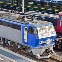 京都鉄道博物館でEF200形の検査シーンが公開される