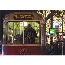 11月14日〜20日大鶴倫宣写真展「Christmas Train きらめく街へ」を銀座で開催