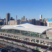 JR東日本,高輪ゲートウェイ駅が「グッドデザイン賞」を受賞