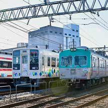 東武634形「スカイツリートレイン」が桐生線に入線