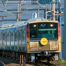 あおなみ線で稲永行き臨時列車が運転される