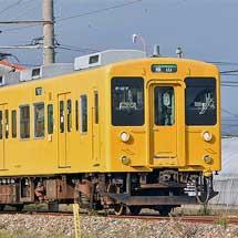 岡山電車区所属105系に小変化