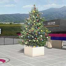 11月23日〜2020年3月31日東武鬼怒川線沿線で「いっしょにイルミネーション」を実施