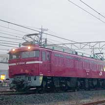 E257系9両が秋田総合車両センターから出場