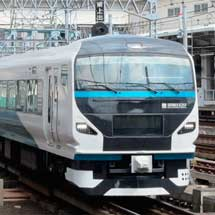 """JR東日本,特急""""踊り子""""にE257系2000番台・2500番台を順次投入"""