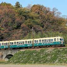 三岐鉄道北勢線で「クリスマストレイン」の運転開始
