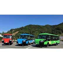 11月30日〜12月22日京都鉄道博物館で,阿佐海岸鉄道のDMVを特別展示