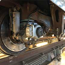 川崎重工,鉄道車両用無線振動センサを開発