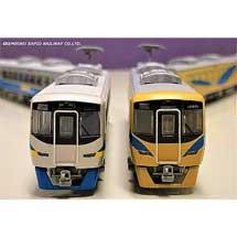 鉄道コレクション「南海電気鉄道12000系 4両セット」「泉北高速鉄道12000系 4両セット」発売