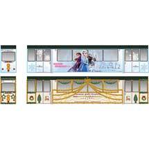 12月11日〜24日広島電鉄「クリスマス電車企画」を実施