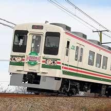 上信電鉄で『「JR107系リバイバルカラー記念」特別臨時列車』運転