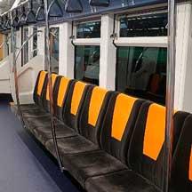 千葉都市モノレール,12月25日から0形6次車の営業運転を開始
