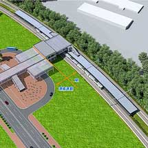 JR北海道,北海道ボールパーク(仮称)開業にともなう新駅案などを発表〜北広島駅も改修へ〜