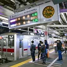 東武,とうきょうスカイツリー駅付近の線路切替にともない運転変更