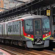 JR四国の特急列車で年末年始の増結運転を実施