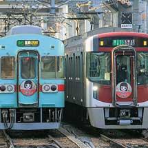 """西鉄で""""初詣号""""が運転される"""
