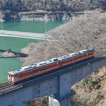 会津鉄道で『急行おおかわ号』運転