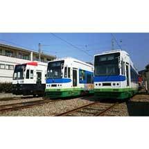 豊橋鉄道,3月下旬からモ803号の営業運転を開始〜代替でモ3202号の営業運転を2月11日に終了〜