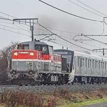 東急2020系が長津田まで甲種輸送される