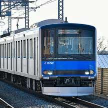 東武鉄道野田線柏—船橋間で急行運転開始に向けた日中試運転が始まる