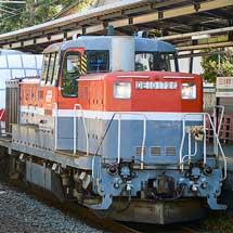静岡鉄道A3000形第7・8編成が甲種輸送される