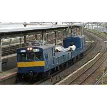 1月24日〜26日京都鉄道博物館で配給車「クル144・クモル145」を特別展示